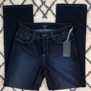 *BNWT* NYDJ Straight Jeans | Pants Denim (size 4P)